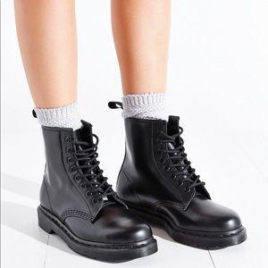 Doc Marten 1460 mono black boots sz 7